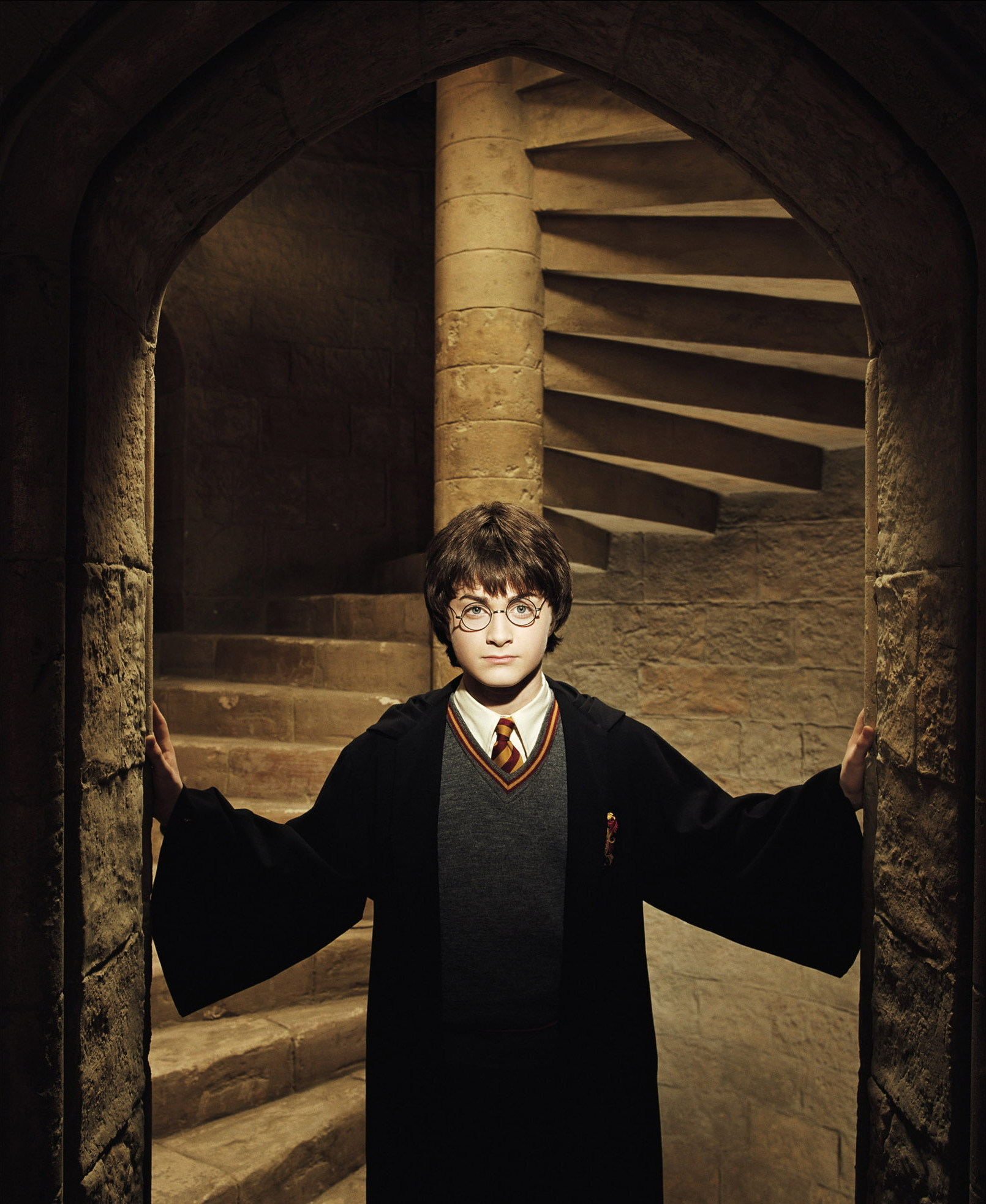 2001 Harry Potter And The Sorcerer S Stone Promotional Shoot Hq