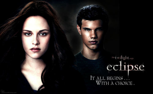 Desktop kertas-kertas dinding for The Twilight Saga Eclipse