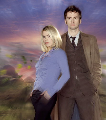 Doctor Who Publicity fotos (2005-2009)
