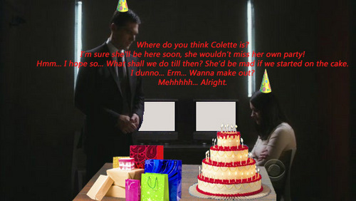 Happy Birthday Colette!!!