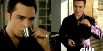 Hottest Ship Ever: Chuck & his cute tiny cup