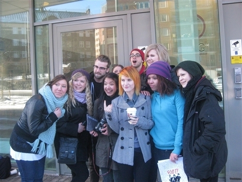Paramore in Stockholm