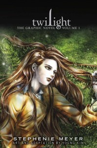 Twilight Graphic Novel Rocking the Sales