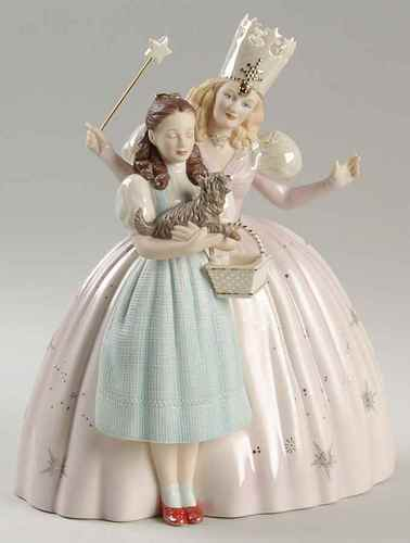 Glinda And Dorothy Figurine