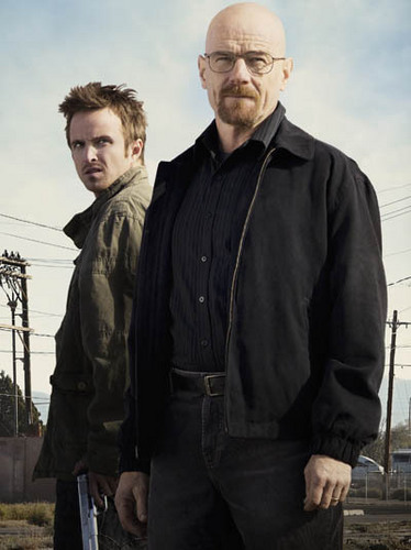 Breaking Bad Season 3 - Jesse & Walt