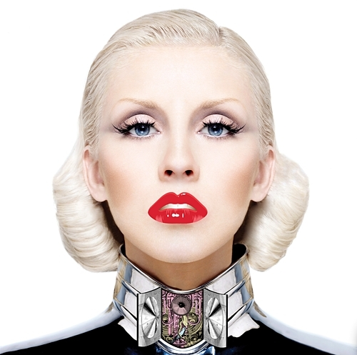 Christina's Bionic Photoshoot!