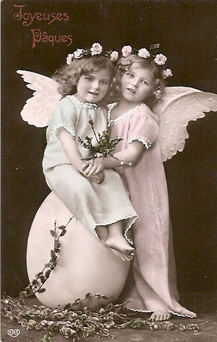 Easter Angels