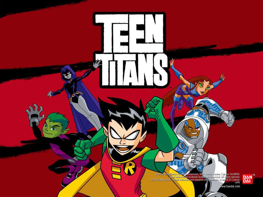 teen titans net worth