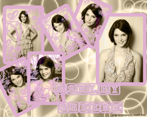 Wallpaper Ashley Greene
