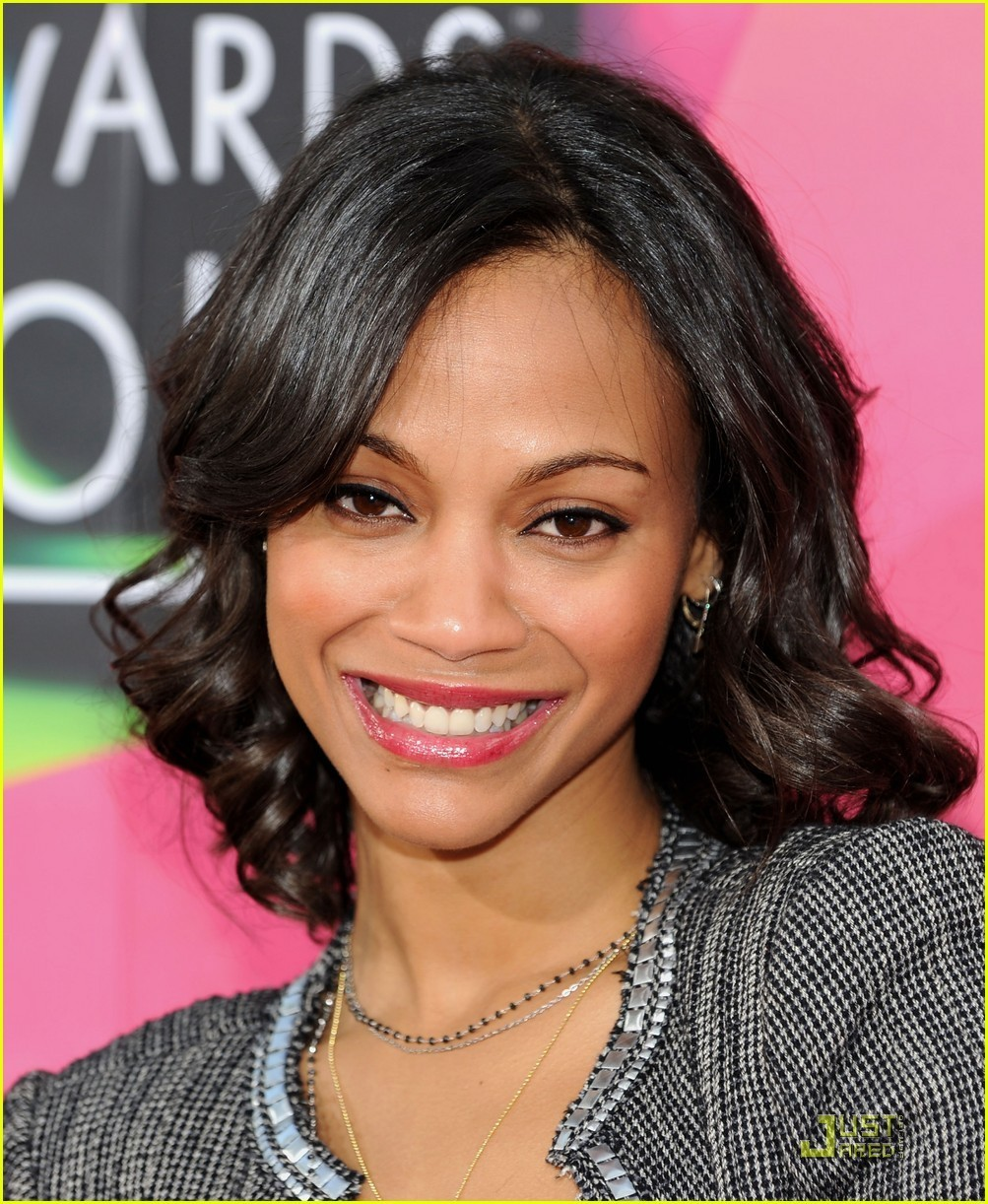 haircut names zoe 2010 choice awards zoe saldana photo 6076