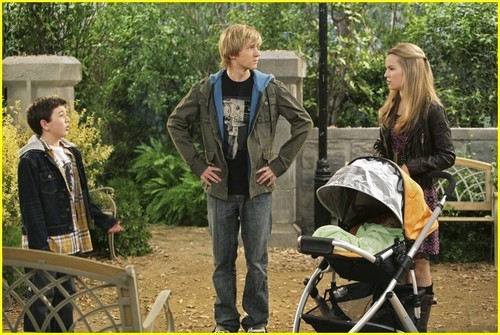 still from Good Luck Charlie