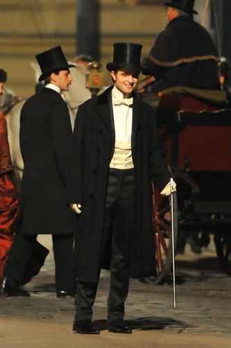"""Bel Ami"" Set Picture (April 1st) HQ"