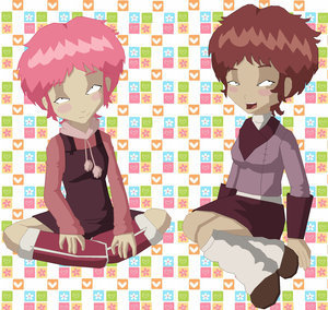 Aelita and Taelia