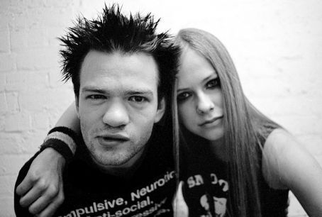 Avril and Deryck <3