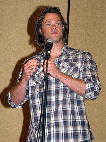 Jared at LA Con '10