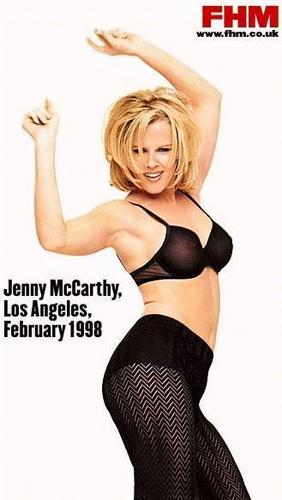Jenny McCarthy--Playboy and more