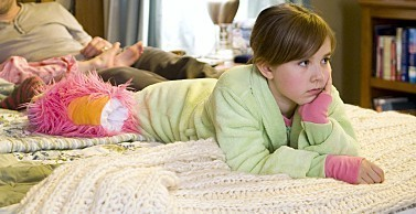 Renesmee in pjs