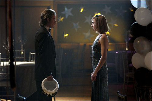 Samaire Armstrong & Kevin Zegers Still