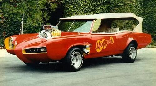 The Monkey Mobile! ~LOL~