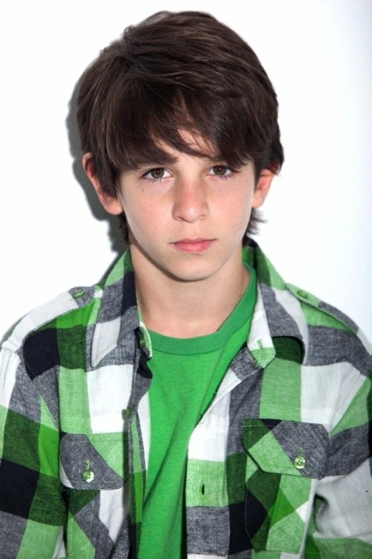 Zachary Gordon (greg heffley)