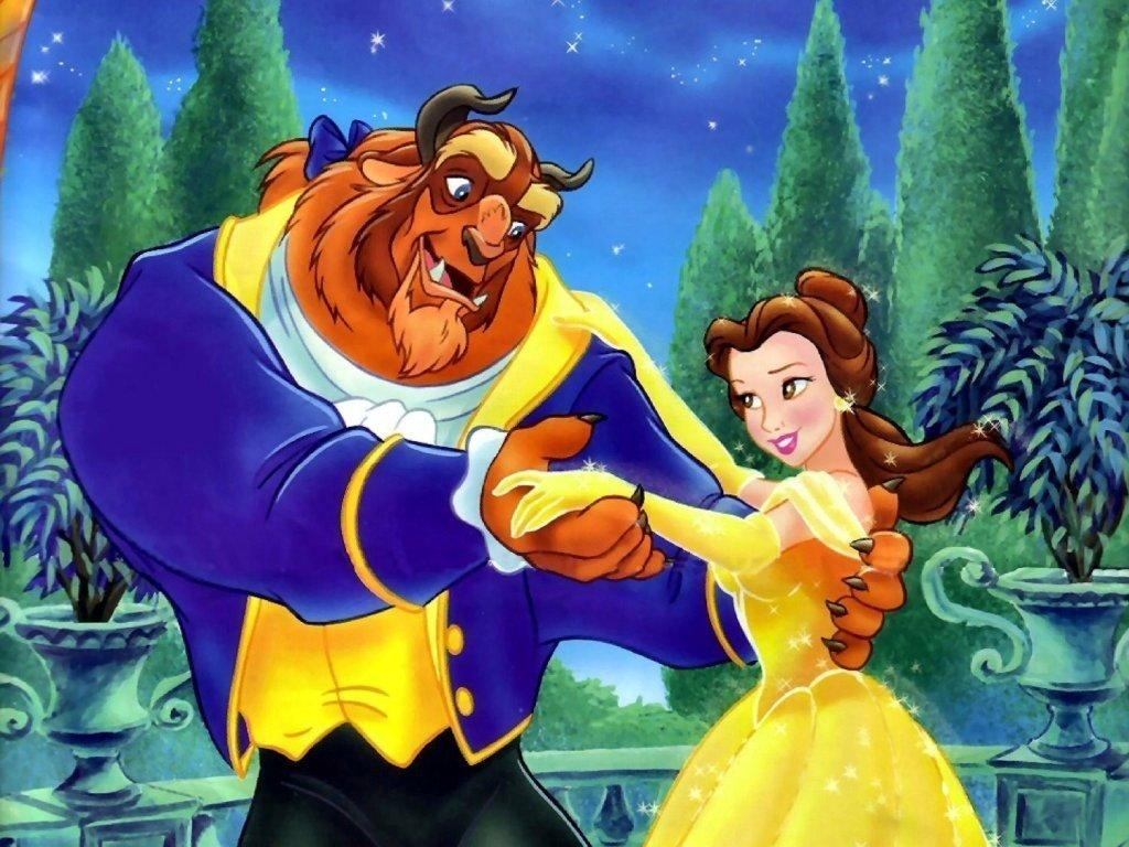 Beauty And The Beast Classic Disney Wallpaper 11218109 Fanpop