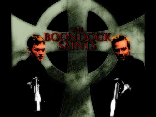 Boondock Saints پیپر وال