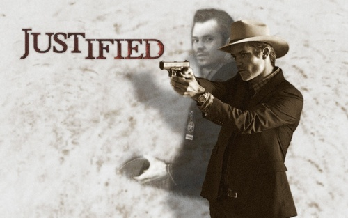 Justified fond d'écran