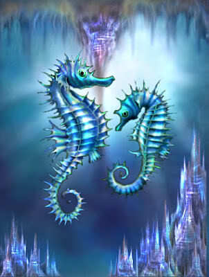 The Wonderful Creation Of The Sea Horse