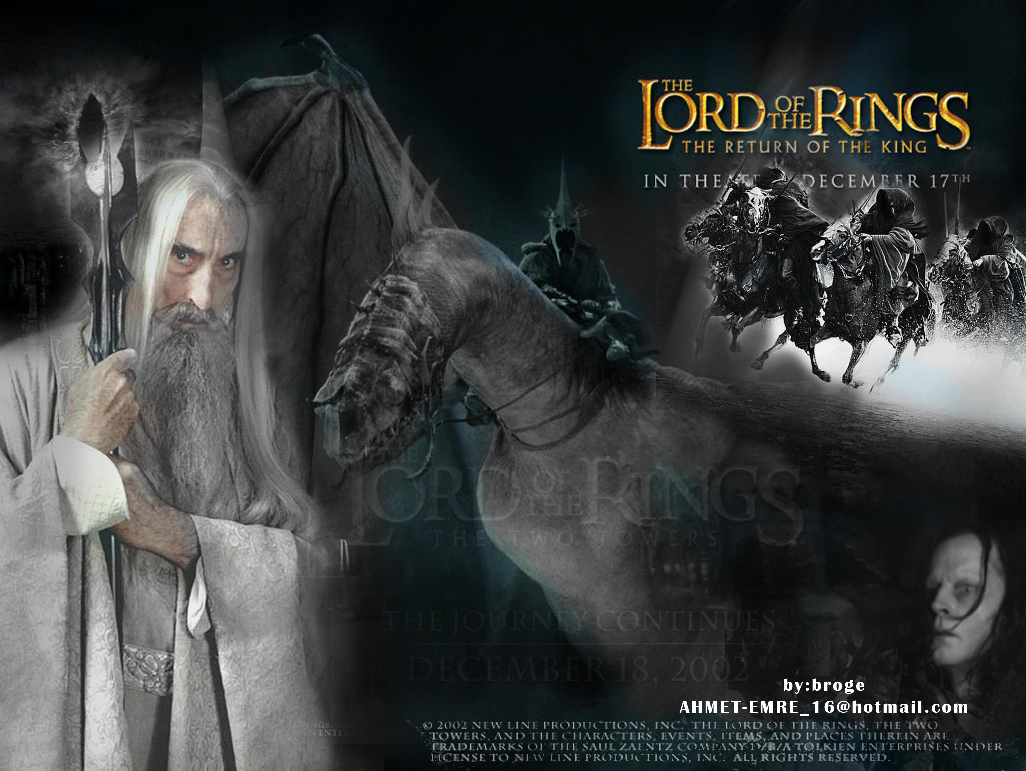 Nazgul Lord Of The Rings Photo 11392968 Fanpop