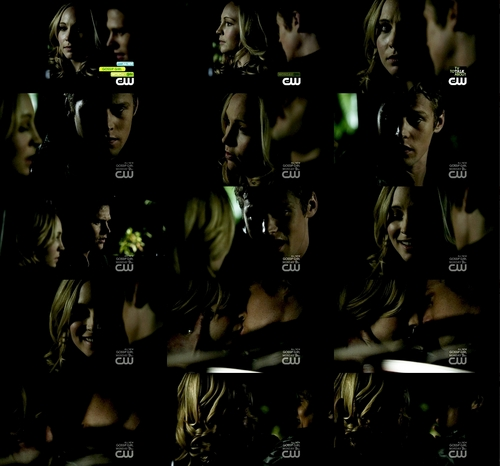 picspam: matt/caroline from the vampire diaries