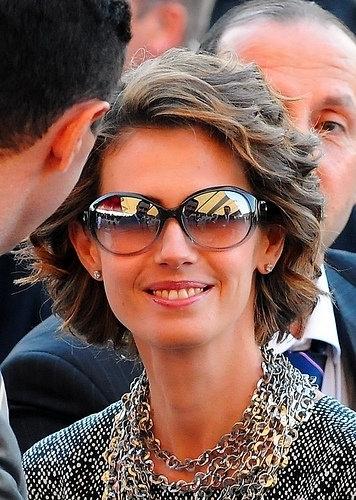 Asma - first lady asma Photo (11413467) - Fanpop