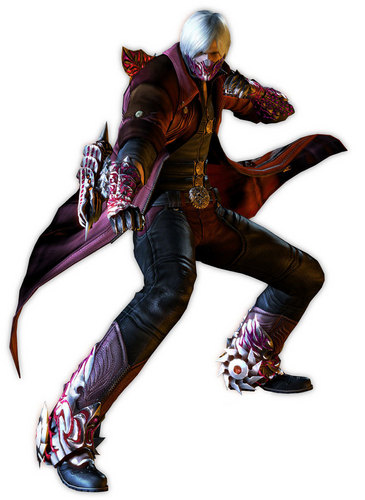 Devil May Cry 4 Characters