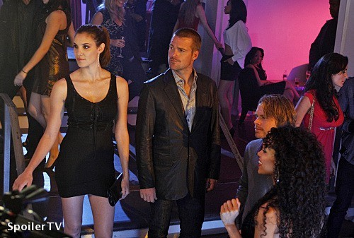 "Navy CIS Los Angeles - 1x20 - ""Fame"" - Promotional Foto"