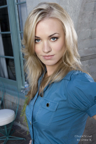 Yvonne Strahovski - The Denali coven?