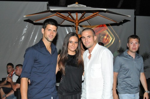 djokovic party 2