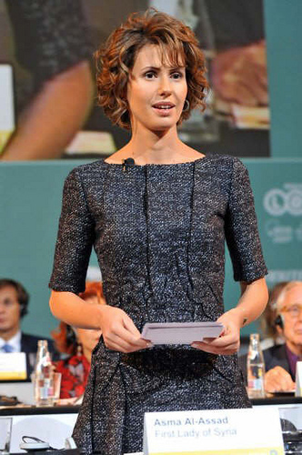 italy - first lady asma Photo (11411400) - Fanpop