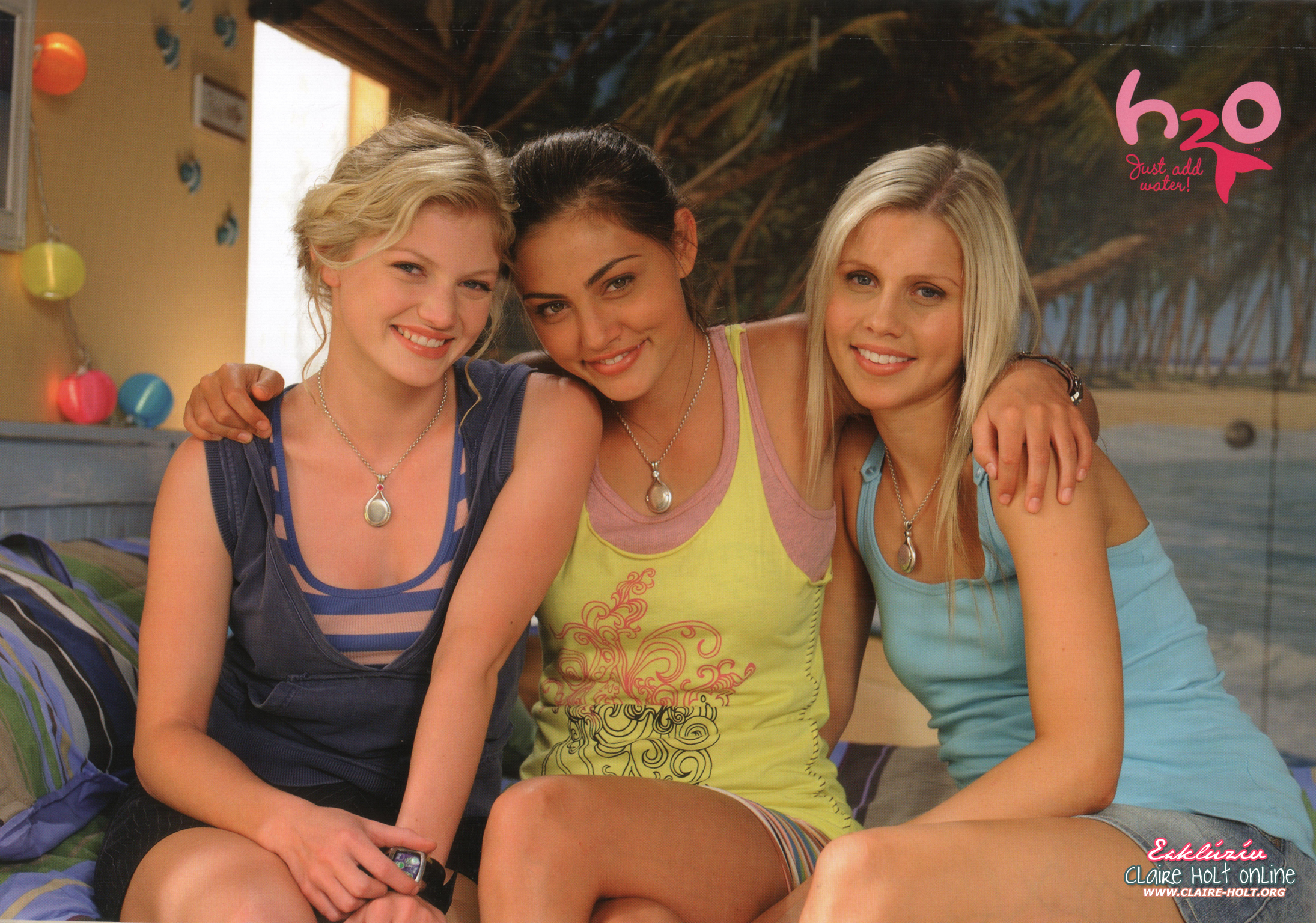 Carbia,Pheobe and Claire