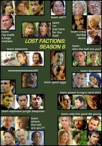 Lost season 6 factions