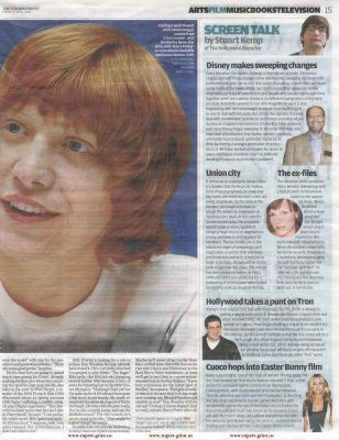 Rupert Grint Enterview