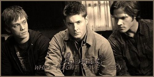 The Winchester brothers!!!