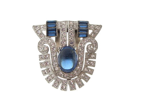Vintage Art Deco Jewelry for Wedding