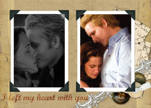 Bella and Carlisle