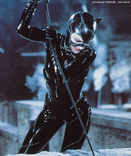 Pfeiffer as Catwoman