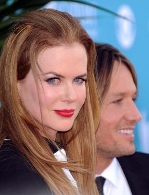 Keith Urban and Nicole Kidman at ACM Awards