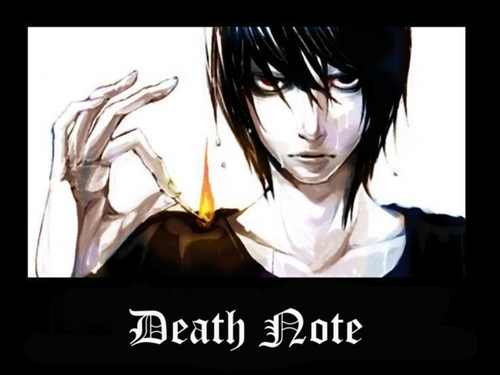 l-death note