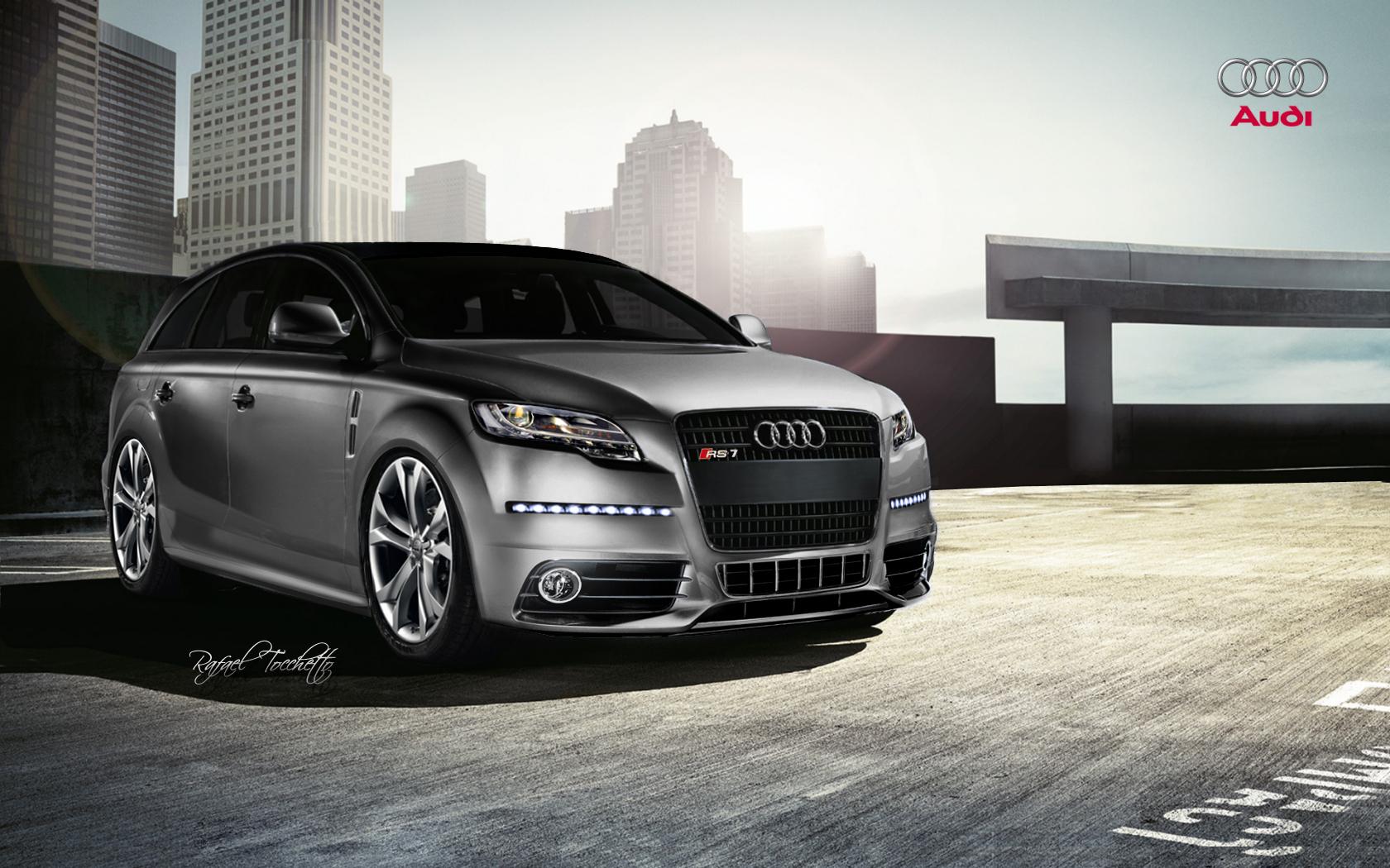 Audi Rs7 Audi Fond D Ecran 11786014 Fanpop