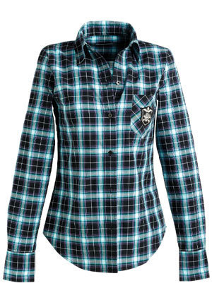 Avery Plaid Shirt