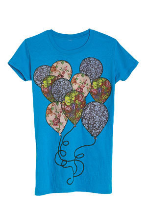 Balloon Stitch Tee