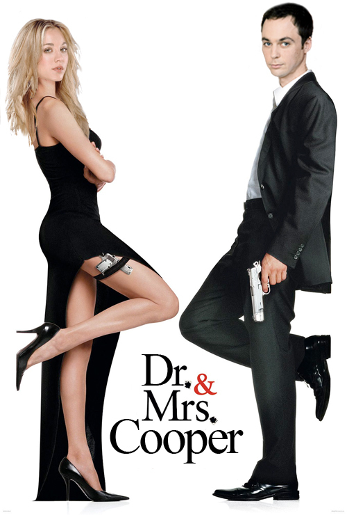 Dr. nd Mrs. CooPer