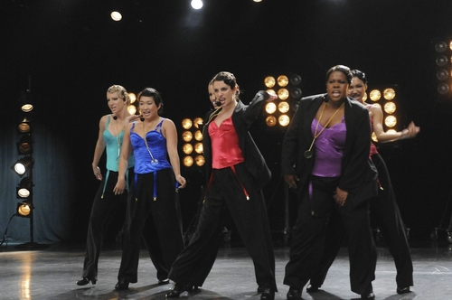 Glee - Episode 1.15 - The Power of Madonna - New Promotional Photos